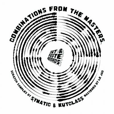 "Darcy D, DJ Symatic & Kutclass - Combinations From The Masters Vinyl 12"" 0152892"