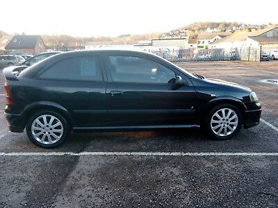 2003 Astra 2.2 Sri Irmscher Body Kit