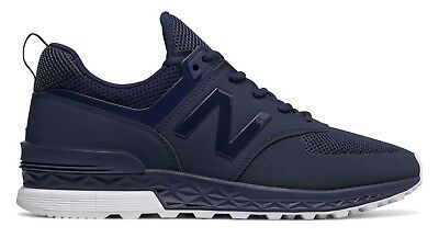new balance men's 574 retro sport casual sneakers nz