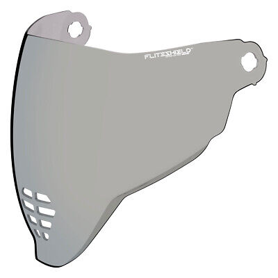 ICON MotoSports FLITE Shield for AIRFLITE Helmets (RST Silver)