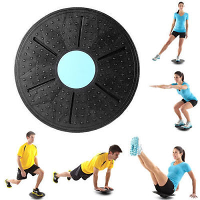 Professional Wobble Balance Board Stability Disc Yoga Training Exercise Physical