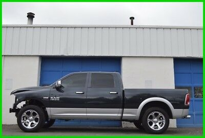 2014 Ram 1500 Laramie Repairable Rebuildable Salvage Lot Drives Great Project Builder Fixer Easy Fix