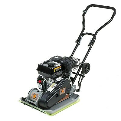 6.5HP Vibratory Plate Compactor 196cc - Dirty Hand Tools