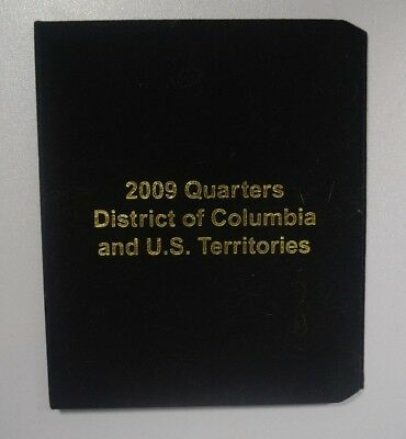 2009 District of Columbia and U.S Territories 6 Quarters Set