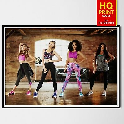 Little Mix Wall Art Poster 220Gsm A4 A3 A2