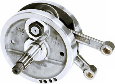 "S&s 4-5/8"" Stroker Flywheel Crank Assembly Harley 1984-99 Evo For 89"" & 96"" Carb"
