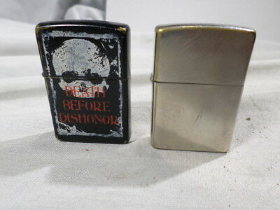 Zippo Death before Dishonor Lighter