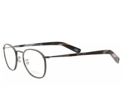 fc29c44019f New Tom Ford Tf 5328 016 Eyeglasses Silver Authentic Rx Frame Ft5328 51-20
