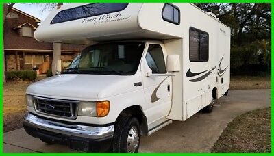 2003 Ford E-Series Van Four Winds 5000 23A Ford E350 Chassis 2003 Four Winds 5000 RV w/ Ford E350 Chassis, 6.8L V10 Automatic, No Reserve!!!