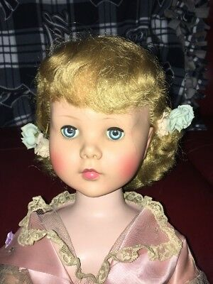 """Vintage 30"""" Southern Belle Sweet Sue Doll Original Dress American Character"""