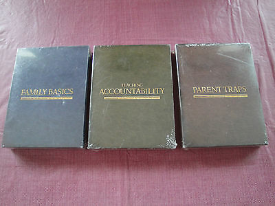 Family Wellness Series By Family Impact CD Sets Volumes I II & IV