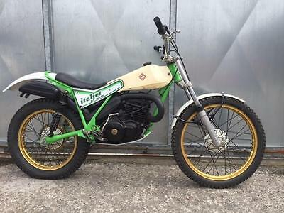 Italjet Trials Rare Twin Shock £1495 Offers Px Fantic Or Bultaco
