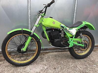 Italjet Trials Rare Twin Shock £1595 Offers Px Fantic Or Bultaco