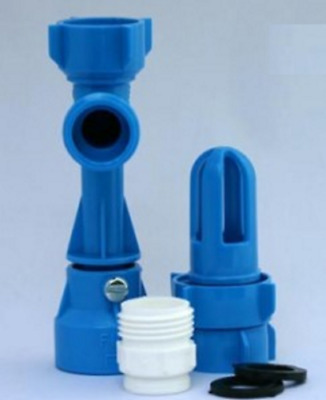 Waterbed Drain & Fill Kit By Blue Magic USA made