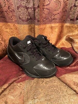 8d8524b8928f NEW NIKE AIR Baseline Low Men s Basketball Shoes Black 386240 001 8 ...