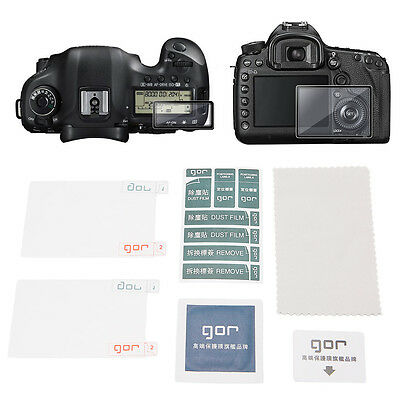 Newest LCD Guard Screen Protector Cover Film for Canon EOS M3 Digital Camera