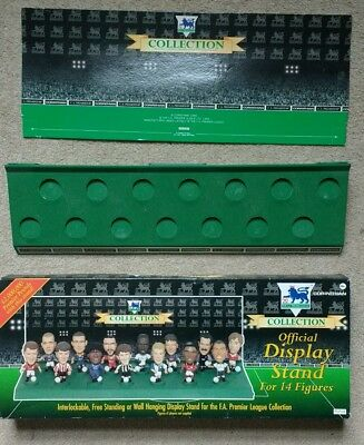 Corinthian Display Stand for 14 figures - boxed and great condition