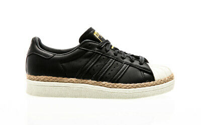 Stan Smith Bold rope trimmed leather sneakers