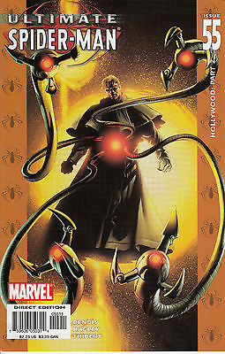 ULTIMATE SPIDERMAN 55...NM-...2004...Brian Bendis,Mark Bagley...Bargain!