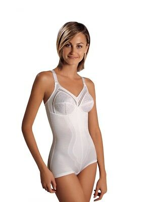 Playtex Fits Beautifully Panty Corselette Girdle Corset 36B Brand New