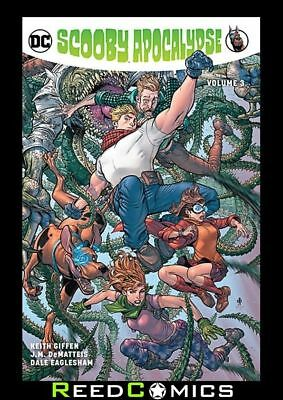 SCOOBY APOCALYPSE VOLUME 3 GRAPHIC NOVEL New Paperback Collects Issues #13-18
