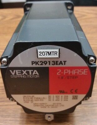 PK2913EAT - Vexta Stepping Motor 1.8 deg/step 2phase  Stepper Motor