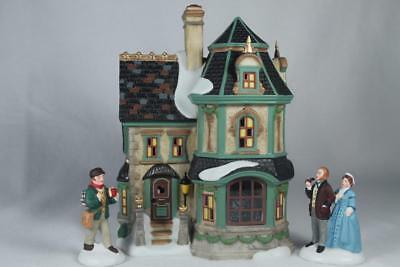 Dept 56 Dickens' LE Spl Value 'Home For The Holidays' +2 Acc #4059379 New In Box