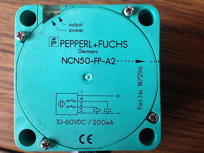 1PC NEW Pepperl+Fuchs NCN50-FP-A2-P1