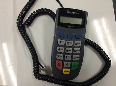VeriFone Pinpad 1000SE with Ethernet cable -Works.