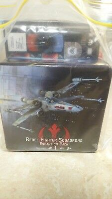 Star Wars ARMADA REBEL FIGHTER SQUADRON, Fight for supremecy of the universe