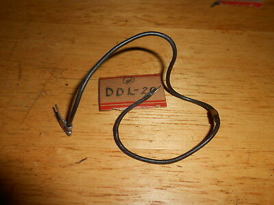 NOS Standard Distributor Wire 1955 1956 Chevy GMC Sedan Delivery Truck DDL-20