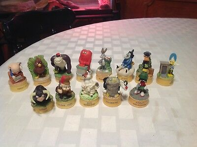 Looney Tunes Thimbles by Lenox Lot of 13