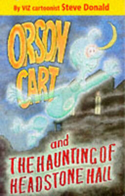 Red Fox Graphic Novels: Orson Cart and the Haunting of Headstone Hall by Steve