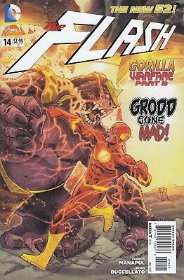 THE FLASH   14 ...4th Series ........VF/NM.......2013......Bargain!