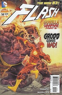 THE FLASH   14 ...4th Series ........NM-.......2013......Bargain!