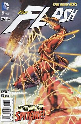 THE FLASH   26 ...4th Series ........NM-.......2014......Bargain!