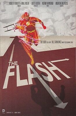 THE FLASH   40 ...4th Series ........VF/NM.......2015....Variant Cover..Bargain!