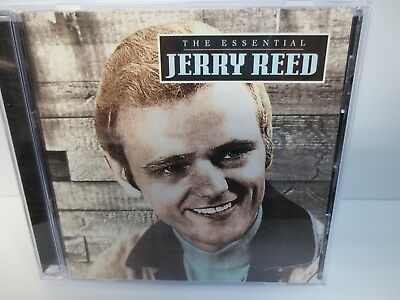 Jerry Reed ~ The Essential Jerry Reed ~ 1995 Bmg Music ~ Like New Cd