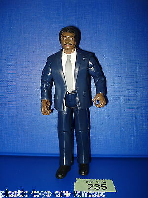 "Rocky Balboa"" Apollo Creed in Blue Suit"" Jakks Pacific Action Figure Boxing 235"