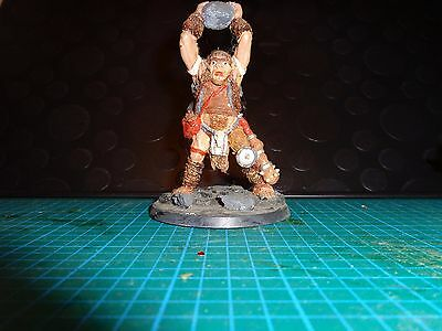 Reaper RAFM Warhammer Lunkh Hill Giant Well painted