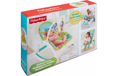 Fisher-Price Rainforest Friends Portable Rocker