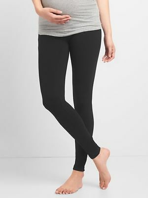 Gap Maternity Pure Body Low-Rise Leggings Black ~ NWT ~ Size Small S