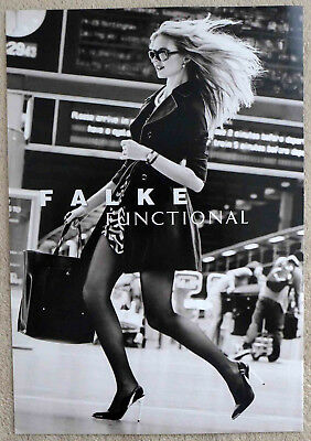 Photo Lingerie Collants Falke 29,5x20,5 NEUF
