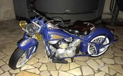 Modell Indian Chief Motorcycle 1:6 New Ray unbespielt