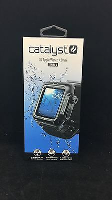 Catalyst Case For 42Mm Apple Watch Series 2/3 - Stealth Black