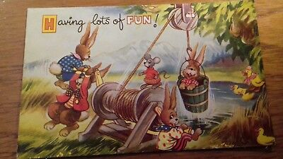 Bamforth Postcard in very good condition