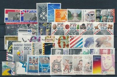 [G80390] Netherlands good lot Very Fine MNH stamps