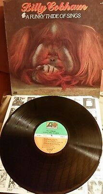 Billy Cobham - A Funky Thide of Sings  - Vinyl LP - Atlantic Germany 1975