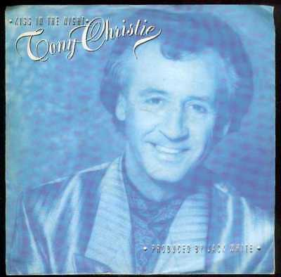 "Oldie Single 7"" Tony Christie - Kiss in the night"