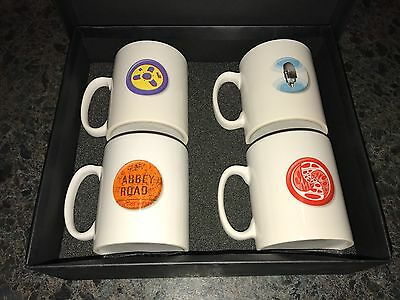 Abbey Road Mugs - The Beatles Recording Studio